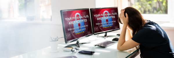 Als je bedrijf wordt 'gekaapt' door ransomware