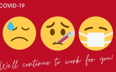 Coronavirus: wij werken 'gewoon' door