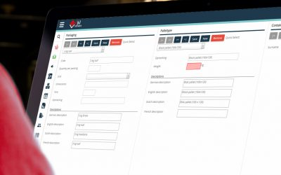Nieuw design Qbil-Trade software