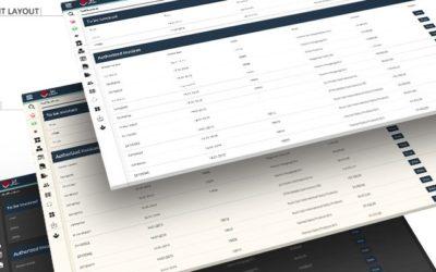 Thema's in onze software Qbil-Trade